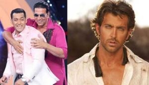 Salman Khan defeats Akshay Kumar and Hrithik Roshan to emerge highest advance tax payer!