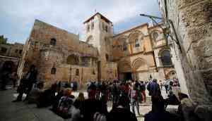 Tomb of Jesus Christ reopens to public post $3mn restoration