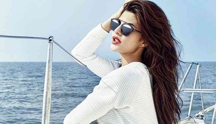 Jacqueline Fernandez gets involved in a social cause
