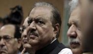 Pak President ready to talk with India on Kashmir issue
