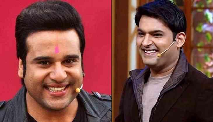 Here's how Krushna Abhishek reacted to the Kapil Sharma – Sunil Grover fall out!