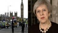 लंदन आतंकी हमले में 5 की मौत, 40 लोग घायल, बोलीं पीएम थेरेसा मे, 'लंदन डरने वाला नहीं'
