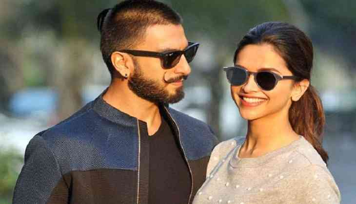 Deepika Padukone stays away from Ranveer Singh?