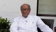 अयोध्या पर सुप्रीम कोर्ट का फैलना आने के बाद दिग्विजय सिंह का बड़ा सवाल