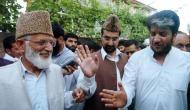 हुर्रियत में मतभेद गहराया, महासचिव शब्बीर शाह का इस्तीफा