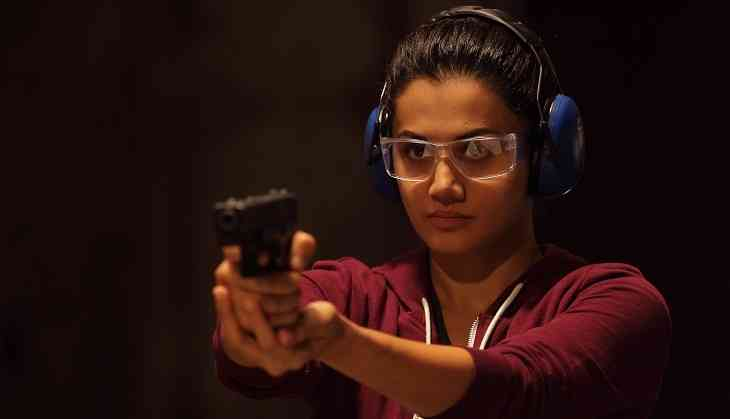 Team 'Baby' is set to watch the first screening of 'Naam Shabana' with 100 women police officers