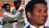 India vs Australia Test: Debutant Kuldeep Yadav impresses Sachin Tendulkar