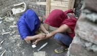 पंजाब पुलिस के एसएचओ के घर से हेरोइन व 15 मोबाइल बरामद