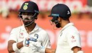 धर्मशाला टेस्टः नैथन लियोन चमके, भारत ने बनाए 6 विकेट पर 248 रन