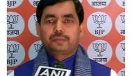 Priyanka Chaturvedi quit party since Congress is a sinking ship, says Shahnawaz Hussein