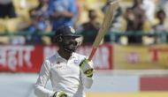 INDIA VS SRILANKA: भारत ने 622 रन बनाकर की पारी घोषित, श्रीलंका का एक विकेट गिरा