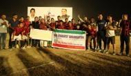 Delhi: Dino Morea attends Fraternity Football Tournament finals