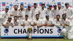 Not the finest India-Australia series ever, but kudos to Kohli's boys