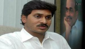 Andhra Pradesh: CM Jagan Mohan Reddy's poster blackened by unknown people in Gottumukkala village
