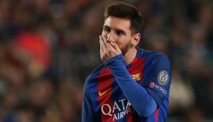 Football, showbiz stars set for Messi's wedding