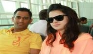 MS Dhoni's wife after CSK fail to qualify for IPL playoffs: It's just a game