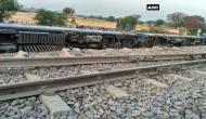 महोबा ट्रेन हादसा: महाकौशल एक्सप्रेस के 8 डिब्बे पटरी से उतरे, 22 यात्री हुए घायल