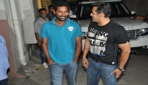 Prabhu Deva to direct Salman's Dabangg 3
