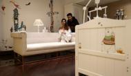 Karan Johar shares image of twins' nursery