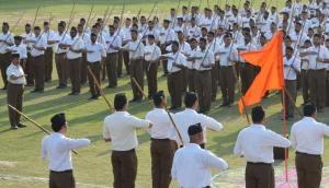 BHU की चीफ प्रॉक्टर को RSS का झंडा हटाने पर देना पड़ा इस्तीफ़ा, केस भी दर्ज