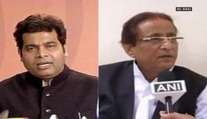 Azam Khan habitual of playing divisive politics: BJP