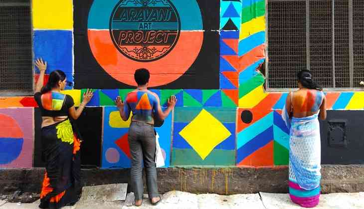 The Aravani Art Project: Bringing the third gender out of the shadows