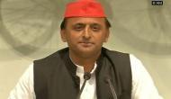 Samajwadi Party chief AkhileshYadav: Don't need bullet train, soldiers need bulletproof vests