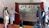 पीएम मोदी ने किया एशिया की सबसे लंबी चेनानी-नाशरी सुरंग का उद्घाटन