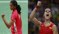 Clash of titans: PV Sindhu to battle Carolina Marin in India Open finals