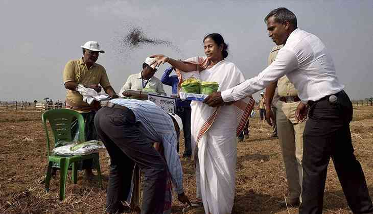 Farmland not to be taxed: Mamata provides relief to Bengal farmers