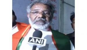 I quit Congress to save my self-respect: Amrish Gautam