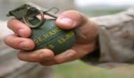 फिल्मी स्टाइल में पुलिसवाले ने आतंकियों के फेंके ग्रेनेड को वापस उछाल दिया