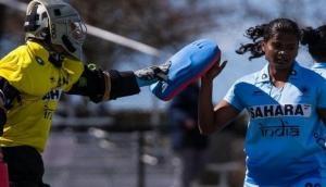 Women's Hockey League: Vandana Katariya stars as India register a 1-0 win over Belarus