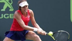 Johanna Konta pulls out of WTA Charleston event