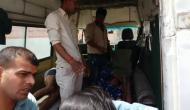 यूपी: टुंडला-कानपुर EMU ट्रेन से गिरकर 3 मुसाफ़िरों की मौत