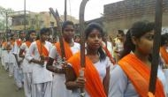 Saffron flags & kids carrying swords: how Ram Navami was politicised in Bengal