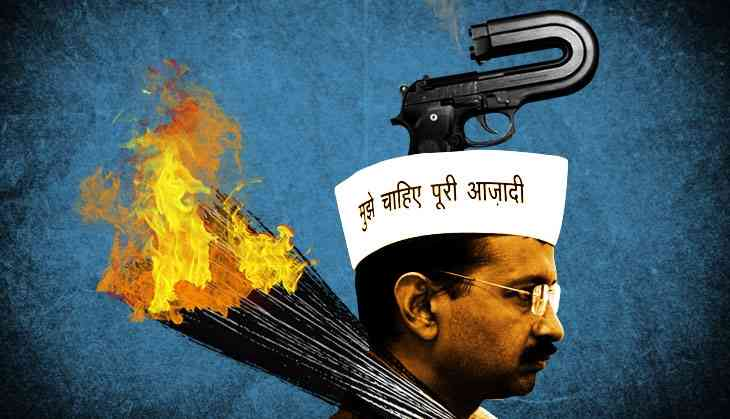 The disgrace of Arvind Kejriwal asking the public to pay for his legal battles
