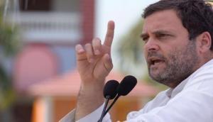 राहुल गांधी: पीएम मोदी देश को बांटने में व्यस्त हैं