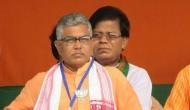 Weapons on Ram Navami: police files non-bailable case against Bengal BJP chief