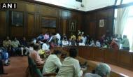रवींद्र गायकवाड़ के समर्थन में शिवसेना, दी एनडीए की बैठक के बहिष्कार की धमकी
