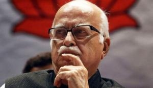 'I'll be happy if India betters relations with certain Asian countries', says LK Advani