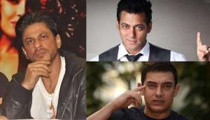 Can Shah Rukh Khan, Salman Khan and Aamir Khan Team up for a film? SRK answers