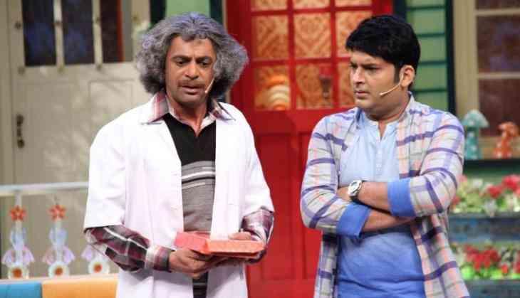 Sunil Grover slams Kapil Sharma over 'lying' accusation denies