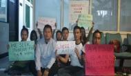 Delhi: Arunachal students sit on indefinite strike, demand fair students' poll