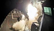 सीरिया: केमिकल अटैक के बाद अमेरिका का मिसाइल हमला, 6 की मौत