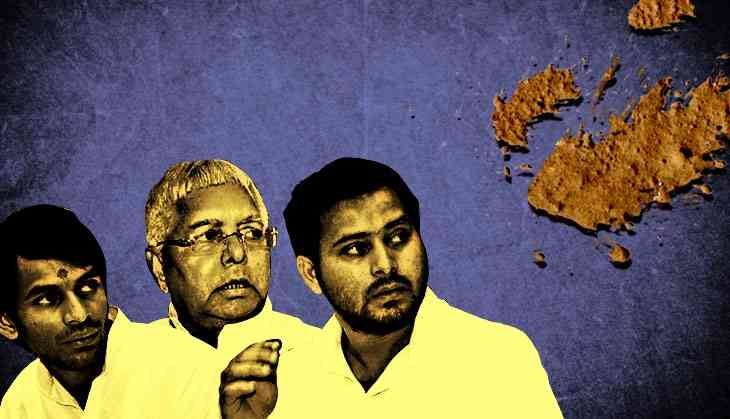 Lalu's sons caught in land storm. Will Nitish order a fair probe?