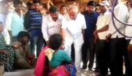 किसान की विधवा को पैसे देकर फंसे कर्नाटक BJP अध्यक्ष येदियुरप्पा