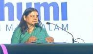 गोवा फेस्टिवल में बोलीं मेनका गांधी, फ़िल्मों के कारण होता है महिलाओं से अपराध