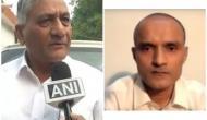 V.K. Singh avoids commenting on Kulbhushan Jadhav's death sentence