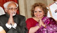 उपराष्ट्रपति की पत्नी सलमा अंसारी ने कहा- क़ुरान में तीन तलाक का जिक्र नहीं
